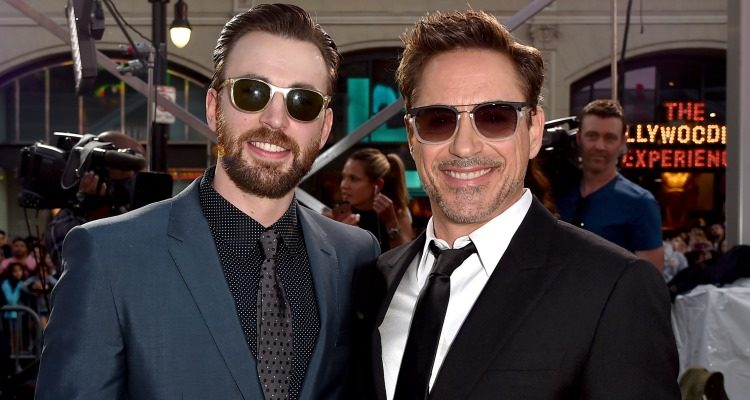 RDJ and Evans