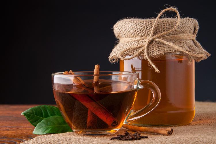 how to make cinnamon tea for period