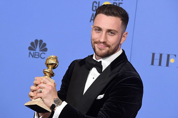 "Aaron Taylor-Johnson Wins Golden Globe: Actor Underwent Therapy After ""Nocturnal Animals"" Role"