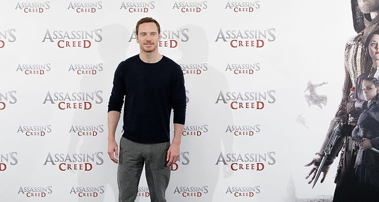 'Assassin's Creed' Michael Fass