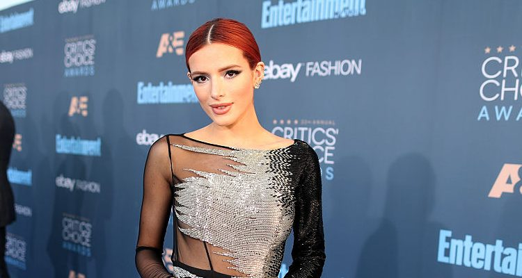 Bella Thorne Post-Tyler Posey, Charlie Puth: Has a New Woman Fallen for Her Stunning Body?