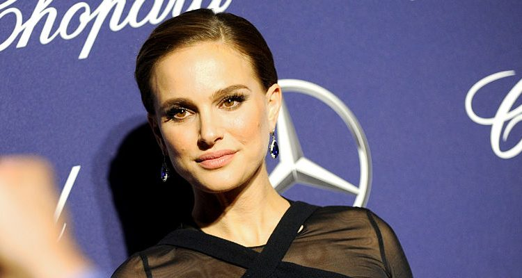 Jackie Star Natalie Portman Sweating it Out, Staying Healthy during Pregnancy
