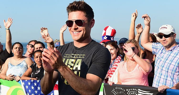 Zac Efron Stars in Baywatch with Abs to Rival The Rock's