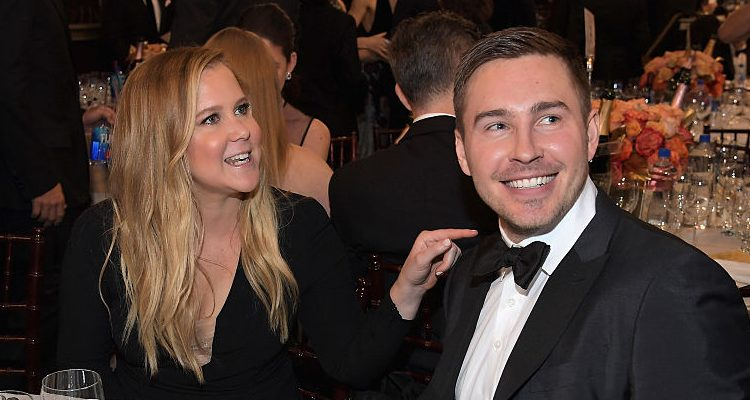 Red Carpet Ready: Amy Schumer Stuns in Black Gown at Golden Globes, Actress Manages Food and Exercise to Stay in Shape
