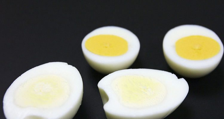 How Many Calories in a Boiled Egg?