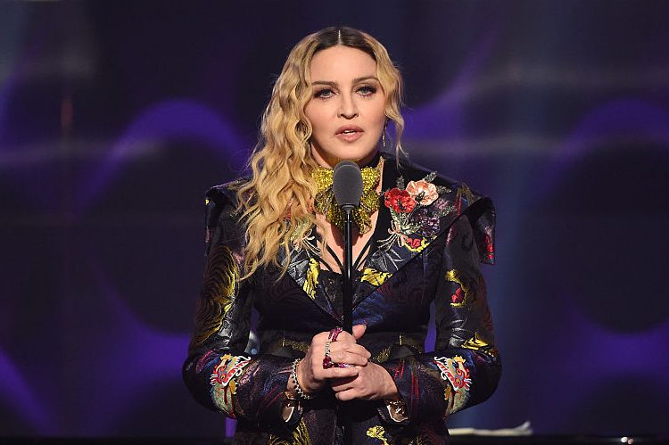 Age Does Not Affect Madonna, Slender Arms and Healthy Complexion on Harper's Bazaar's Cover Mesmerises