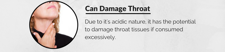 Throat Damage