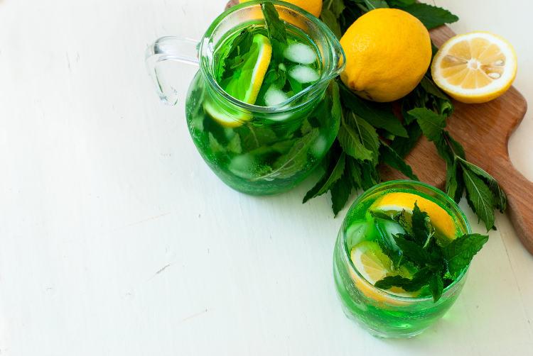 Minty Citrus