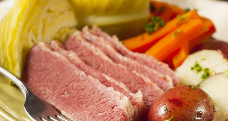 Is Corned beef healthy