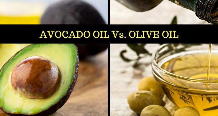 Avocado Oil Vs. Olive Oil