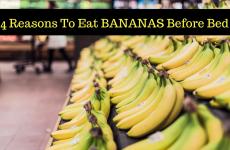 Bananas Before Bed