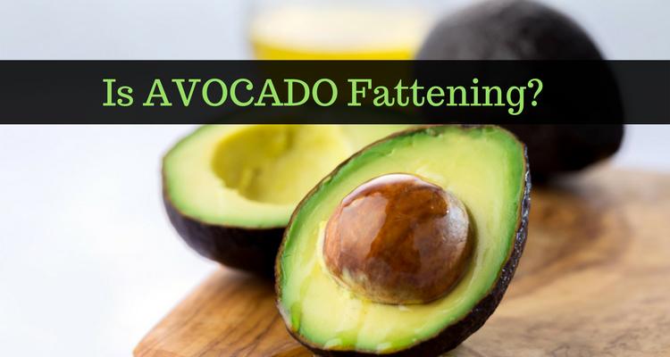 Is Avocado Fattening