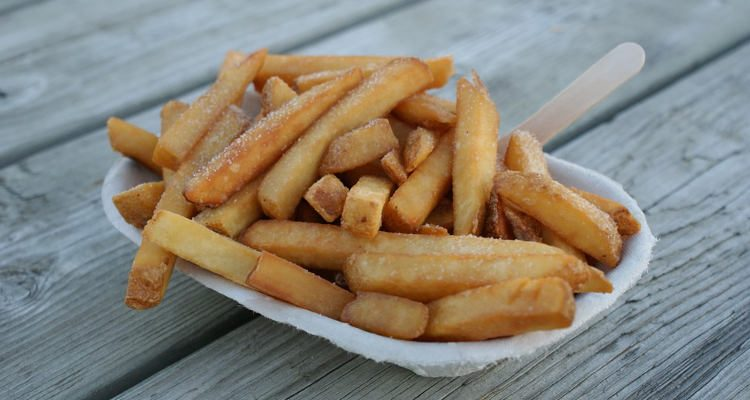 Disadvantages of Eating French Fries