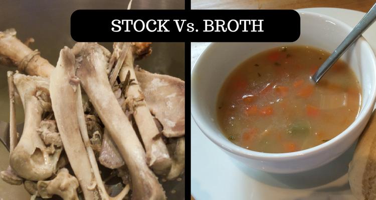 Stock Vs. Broth